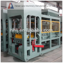 Manufacturer direct selling automatic concrete hollow block making machine competitive price