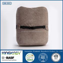KINGKADY 2015 High Quality Memory Foam Car Used Pressure Relief Back Cushion