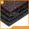 factory supply sbr granules with 15% EPDM dots rubber sheet
