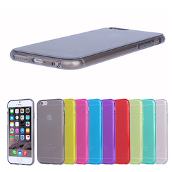 manufacture china Transparent clear soft TPU case for iphone 6