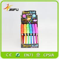 Best logo glitter promotional m&g pen