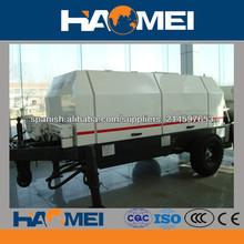 bombeo de concreto de tipo electrico y diesel