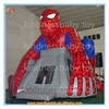 Factory pricre inflatable jumping castle for bouncy house,new design inflatable spiderman castle for sale