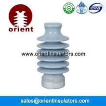 different types electrical ceramic insulators