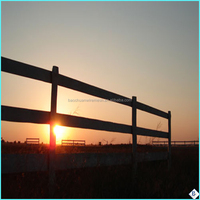 hot-dip galvanized powder coated goat fence panel for sale