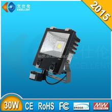 30w sensor led outdoor security lights