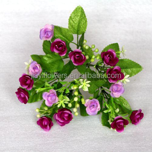 Flowers Wedding Bouquet Cheap Decor Buy Wholesale Artificial Flowers