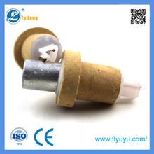 fast response thermocouple