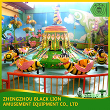 Cheap Amusement Rides Self Control Plane/fairground Equipment Rotary Bee Hot Selling