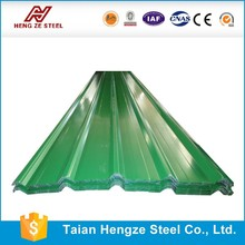 china mainland DX51D/DX52D 600mm-1250mm corrugated galvanized steel roofing sheet/plate