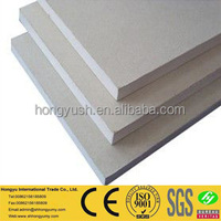 Paperbacked plaster Drywall plate