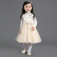 new design embroidery baby frock sleeveless elegant kids clothes