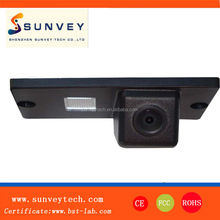 70.170 Degree Wide Angle Waterproof Reverse Backup Parking Color CMOS Car Rear View Camera for Kia Sportage