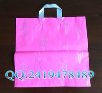 Flexiloop Polythene carry bags