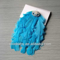 In-stocks fashion baby amour feather headband (fh series)