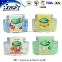 150g hot sale gel beads for air freshener