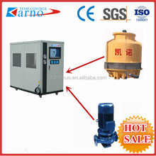 high quality water cooled scroll chiller machine for shoe making industry