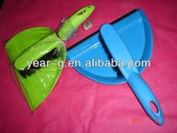 hot brush dustpan and broom with beautiful handle