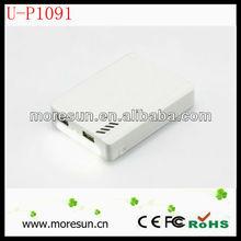 Portable charger Li-ion battery 10000mah smart power bank japan cell