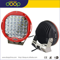 Popular 9 inch off road led work light,96w car led driving light