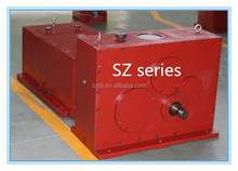 Supply film blowing machine reducer, gearbox for extruder