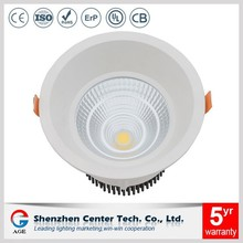 Good thermal conductivity led down light outdoor