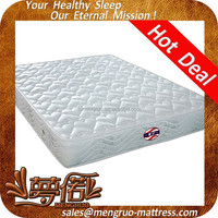 china factotry single innerpsring roll up cotton mattress