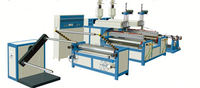 Double-screw Plastic PE polyethylene film production line from China Manufacturer