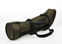 Hunting/weapons spotting scopes with large eyepiece