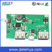 Power Bank PCB Printed Circuit Board Assembly dc to dc power controller board mounted circuit board