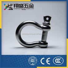 Stamped Bow Shackle