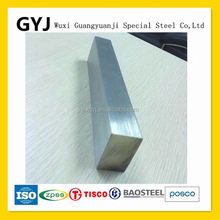 bright finish 201 stainless steel square bar