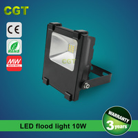 Hotel exterior/ garden usage led flood light 10w 20w 30w 50w 80w 100w 120w CE Rohs certificated IP65