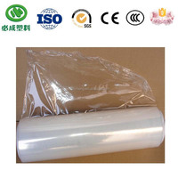 recycle material 20micron lldpe stretch film for packing