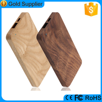 cell phones accessories new design slim wood case japan battery cells power bank
