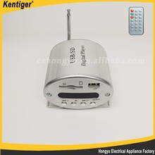 Bluetooth handsfree car mp3 FM Function Car MP3 with Remote usb mini fm radio advertising player