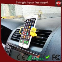 2015 New Air Vent Car Holder Mobile Phone Accessories for iPhone 6s all Smart Phone