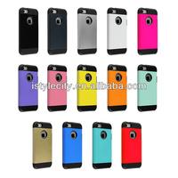 HARD ARMOR SPIGEN TPU+PC Case for iPhone 5/5S Multicolour Choice
