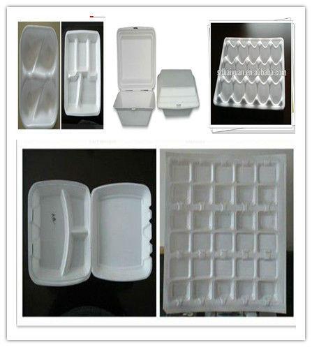 máquina de hacer caja de comida para llevar