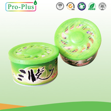 Alibaba china hot sales 70g,100g,138g pravite label Gel air fragrance,Solid Air perfume for Car,office