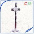 religiosa católica pé do altar capela cruz