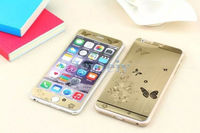 Wholesale Slim Cover Glass Screen Protector For iPhone6 Plus For latest Designs and Devices