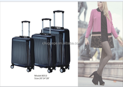 20inch 24inch 28inch 3pcs ABS PC waterproof trolley luggage,luggage trolley ,trolley case