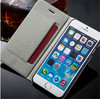 Top Quality PU leather case for iphone 6 ,cover for iphone 6 case