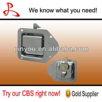High quality Trailer Toolbox Lock/Paddle Latch/Compression Latch