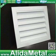 HVAC system Waterproof louver diffuser with ANSI standard