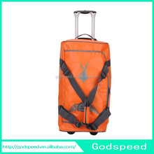gym luggage trolley bag