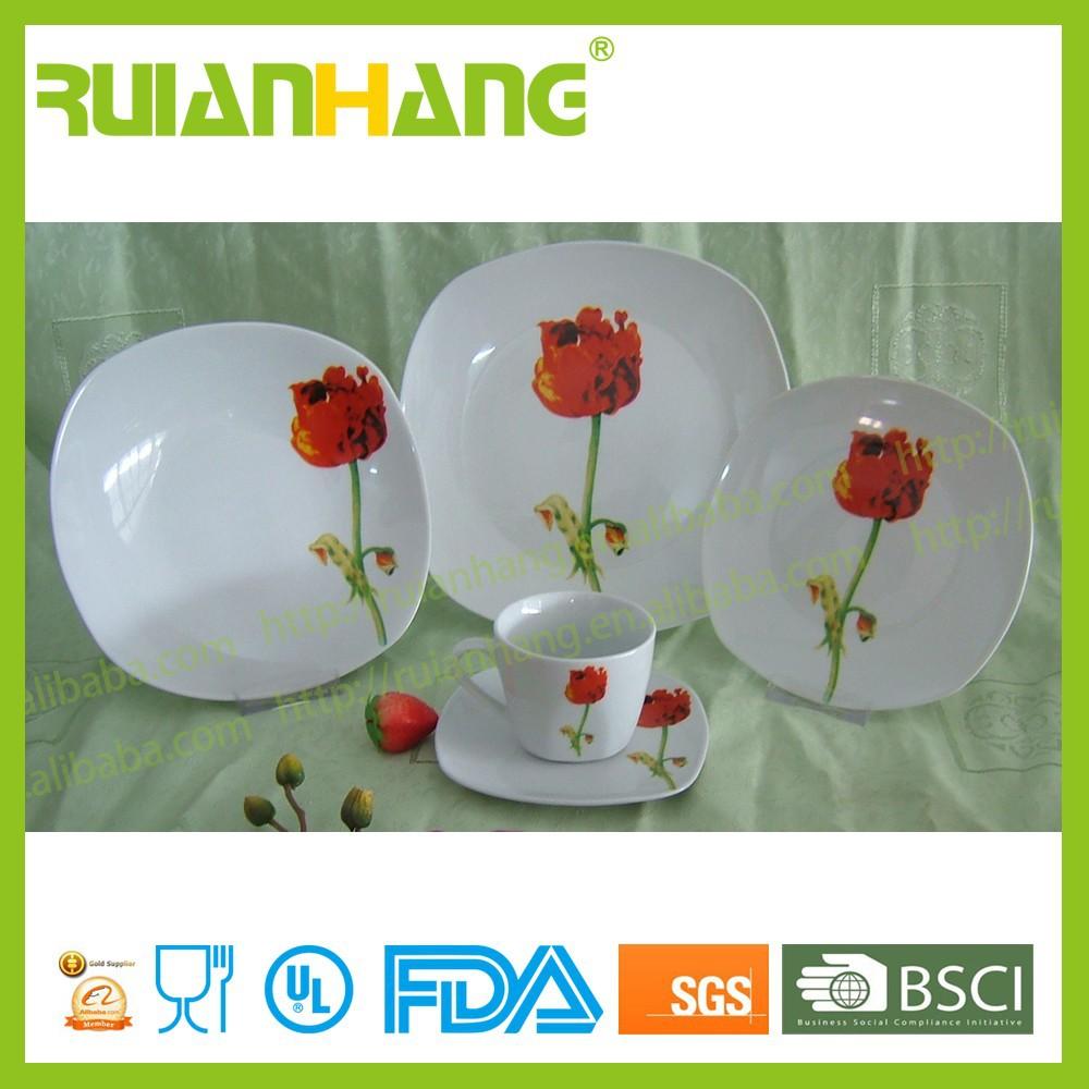 Porcelain Dinnerware Better Homes And GardensSquare Shaoe