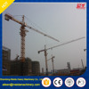 45m free height QTZ100 6012 8ton Construction Tower Crane