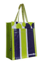 Custom Cheap Laminated PP Non Woven Shopping Bag